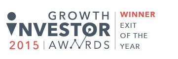 Parkwalk wins 'Best Exit' at the Growth Investor Awards 2015