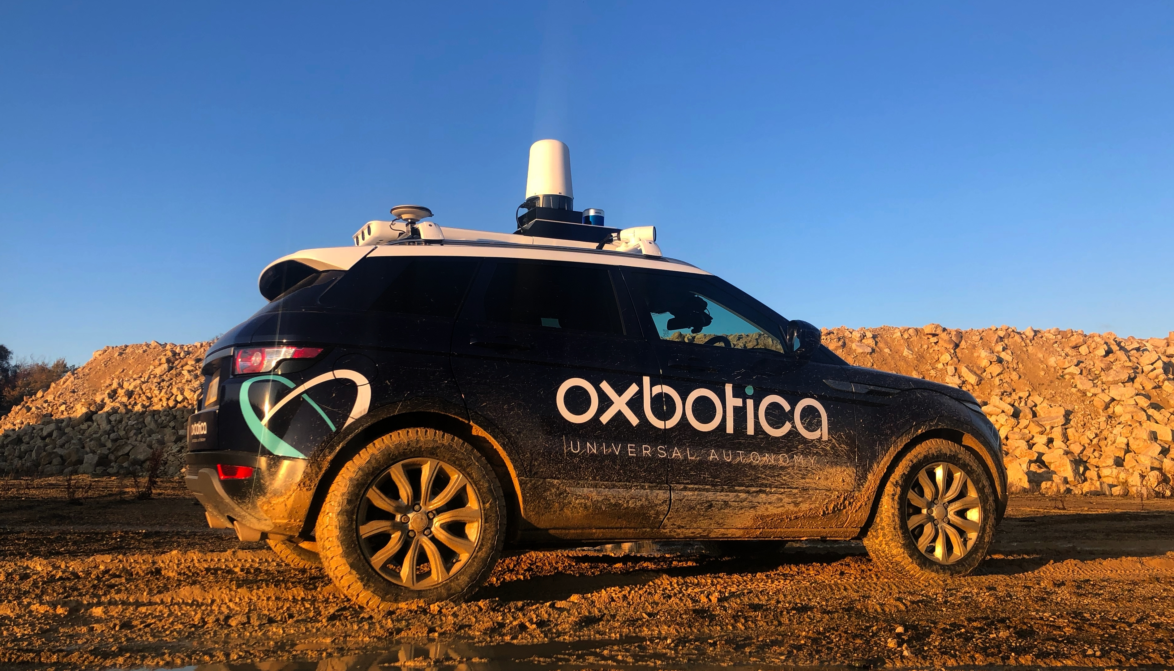 Oxbotica – $47 million raised to cement position as a global leader in autonomous vehicle software