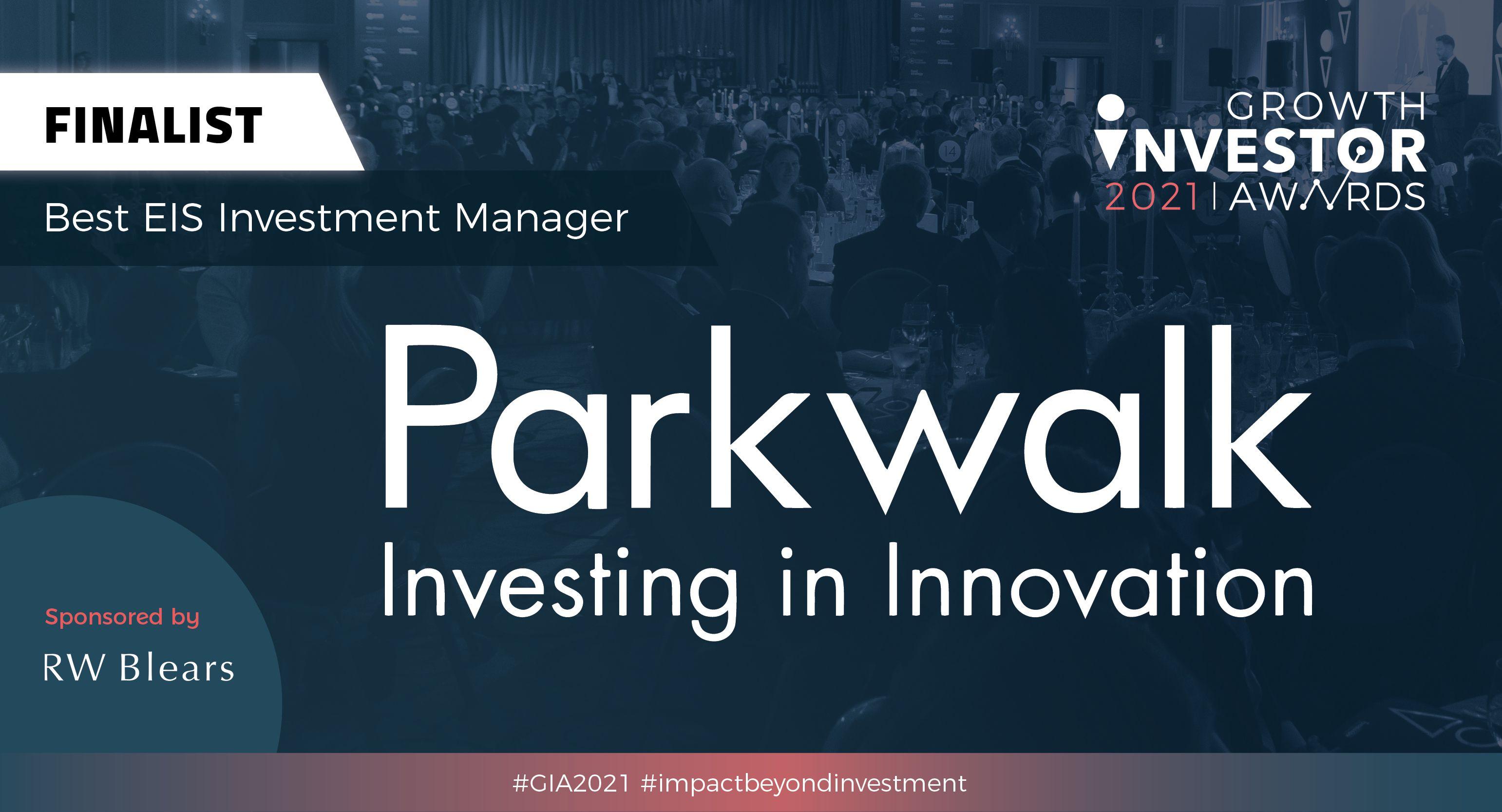 Parkwalk – Growth Investor Awards 2021 finalist
